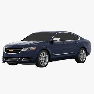 chevrolet impala sedan x
