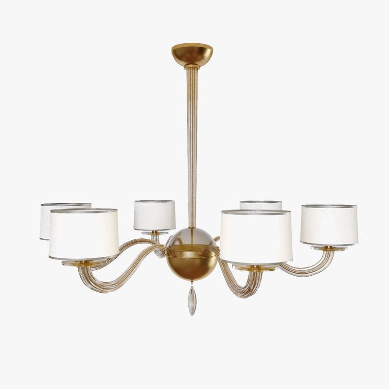 max signature bbs08 chandelier baker
