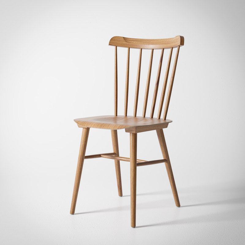 3d ton chair ironica model