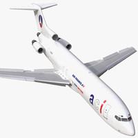 max boeing 727-200f air france