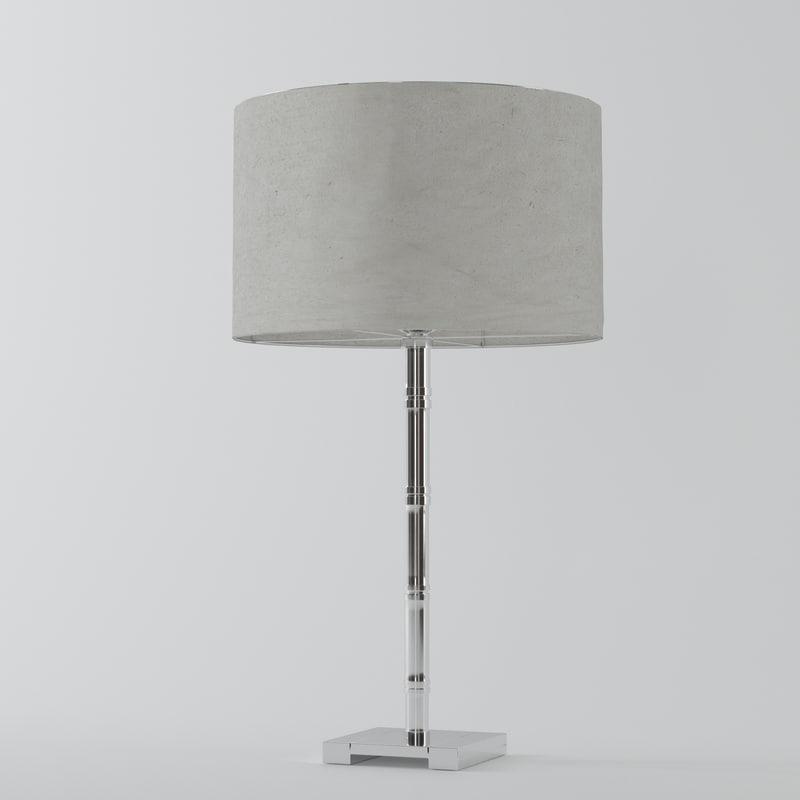 bamboo bedside lamp base max
