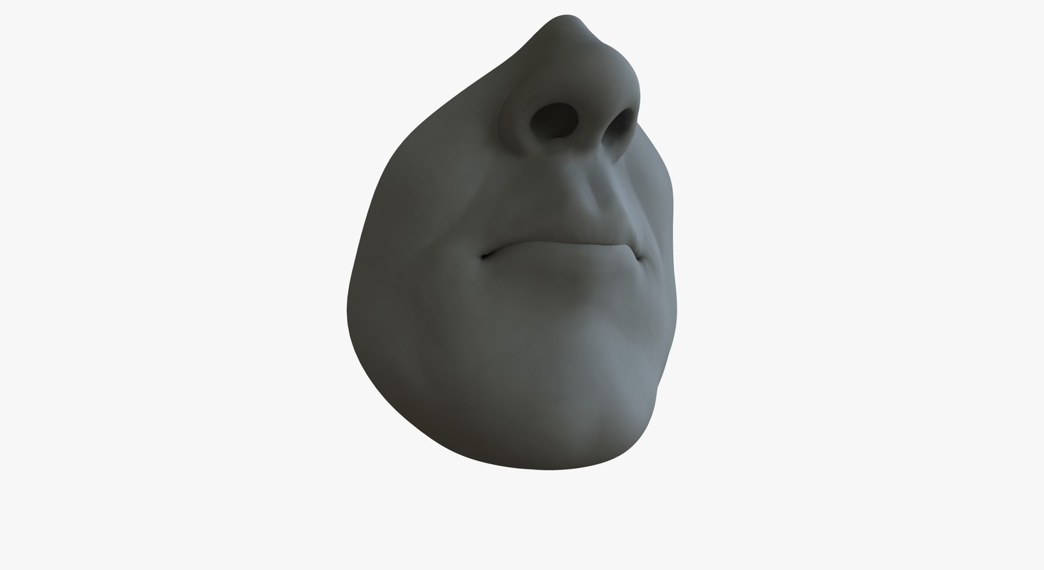 Male Mouth Rig