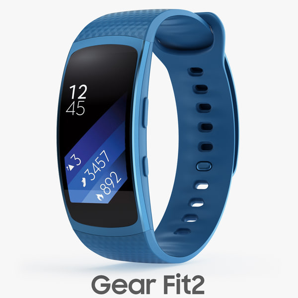 3ds samsung gear fit2