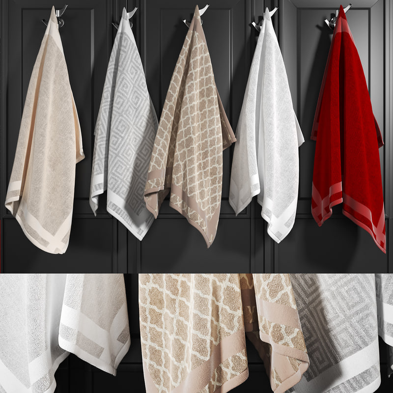 max towels rooms