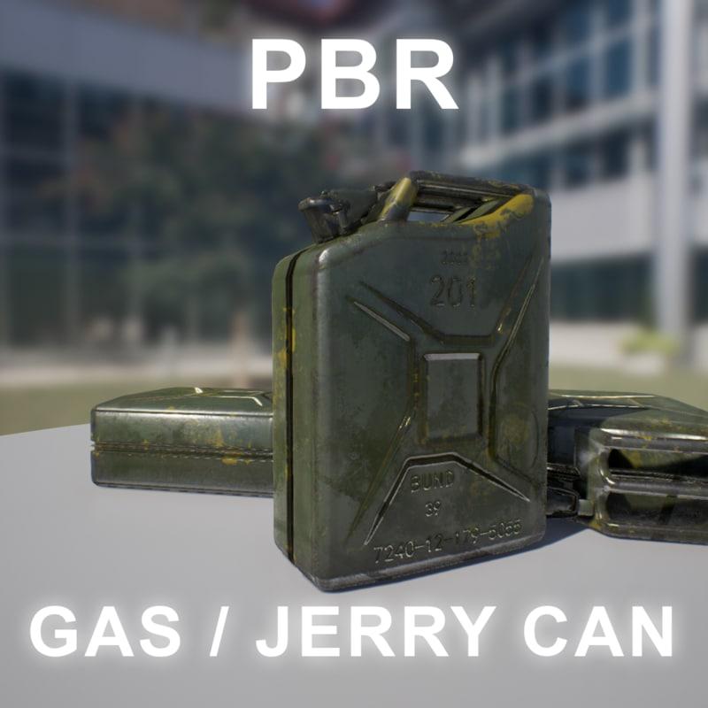 3d pbr jerry