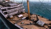 3d titanic
