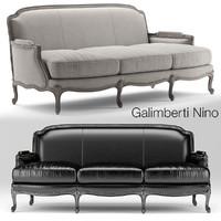 pigra divano 2900 3d model