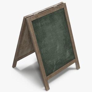 max chalkboard green