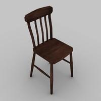 3d object model