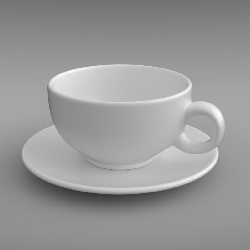 dxf cup plate