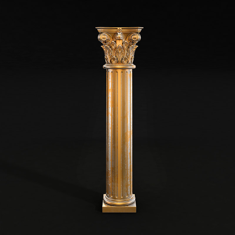 column carved max