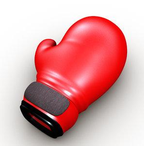 3d boxing guants