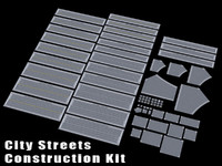 City Streets Construction Kit
