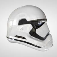 3d stormtrooper new order helmet