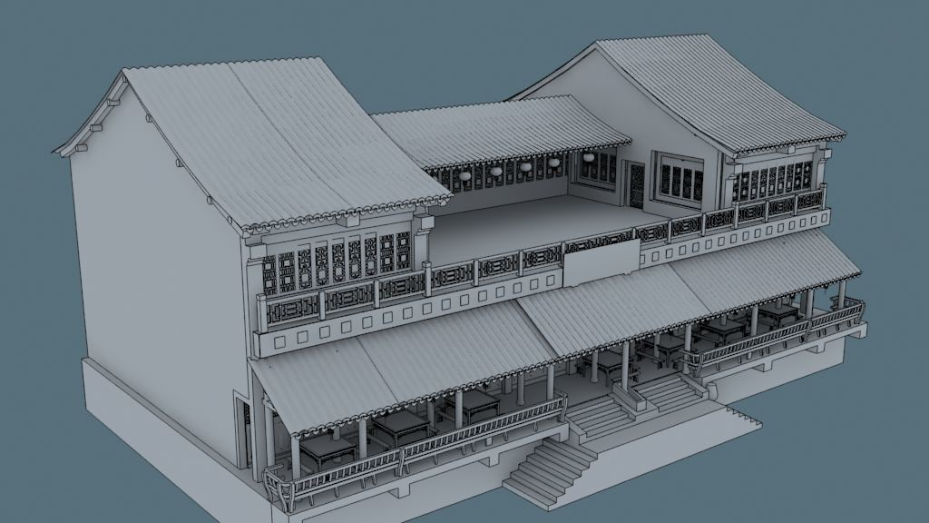 max china house10