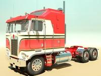 K100C Semi Truck