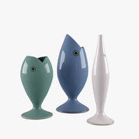 Internoitaliano Vase Set