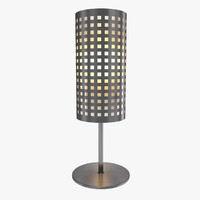 table lamp - 004 obj