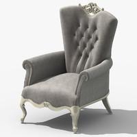 lavinia armchair 3d max