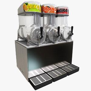 sorbet ice machine x