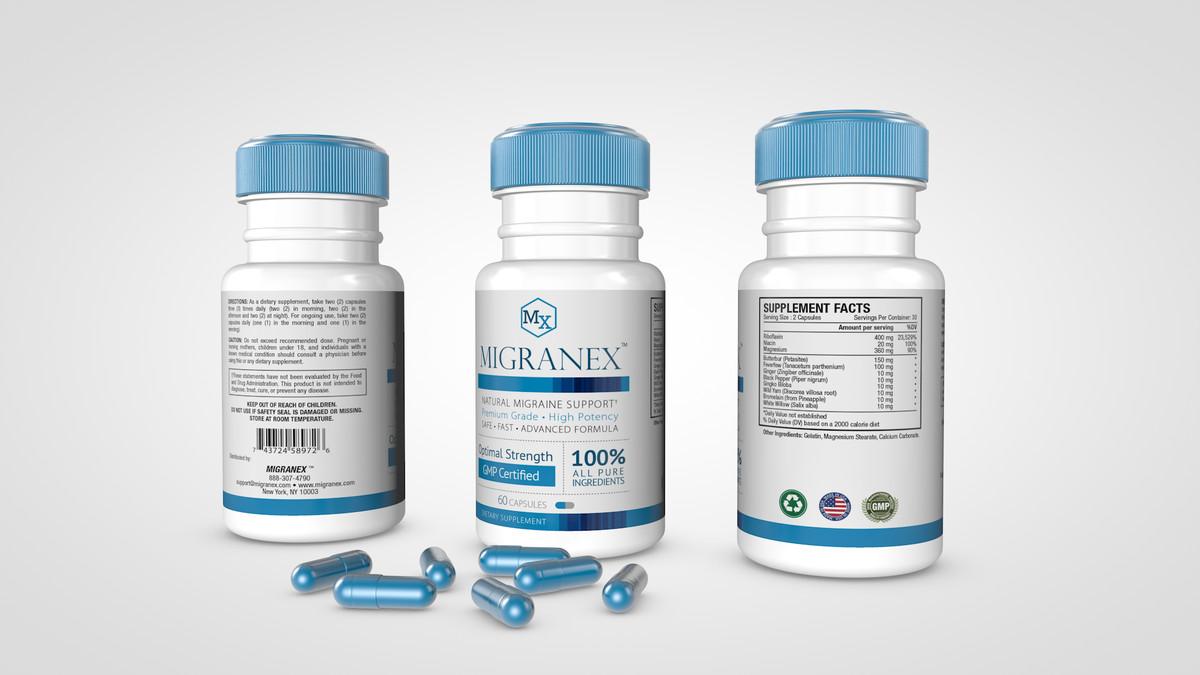 3d model pills bottles
