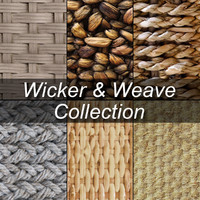 Wicker Weave Collection