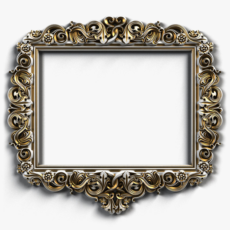 3d frame marchese