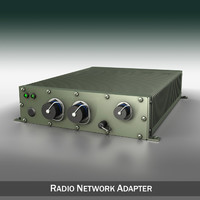 Radio network adapter