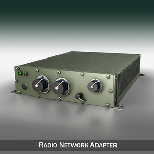 cinema4d radio network adapter