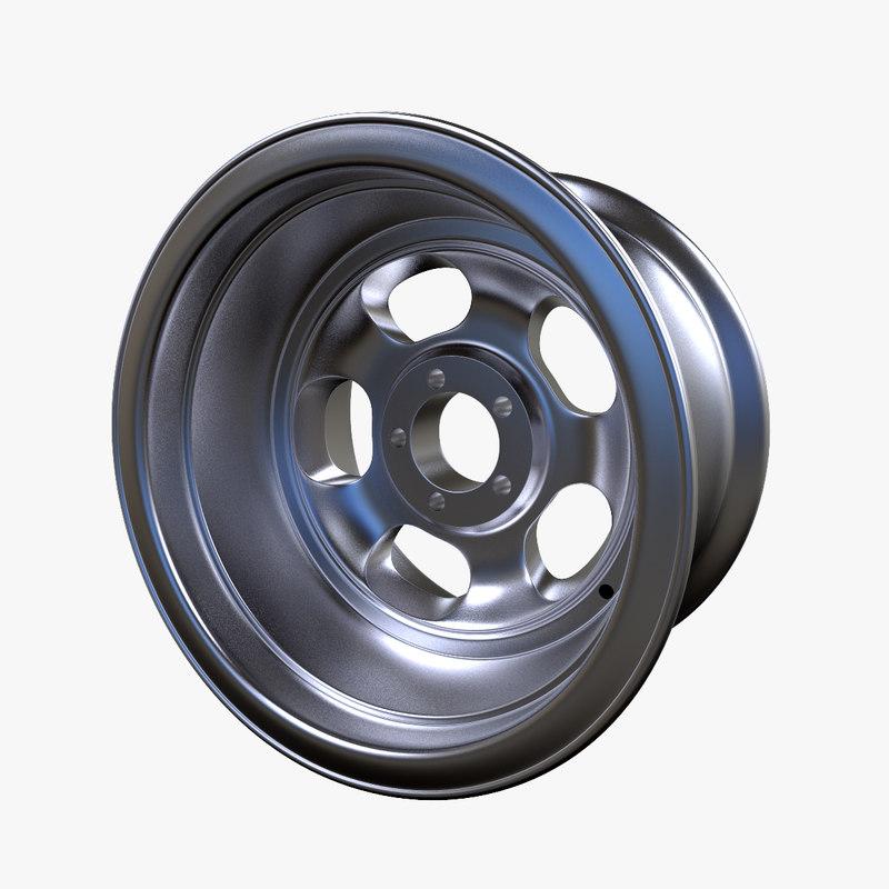 max ansen wheel
