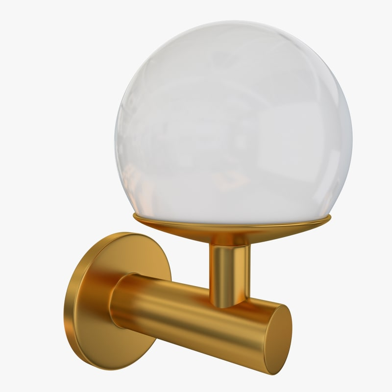 wall lamp sconce fbx