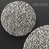thierry martenon wall panel 3d max
