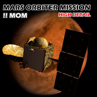 3d mars orbiter mission mom