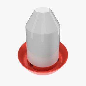 chicken feeder 3ds