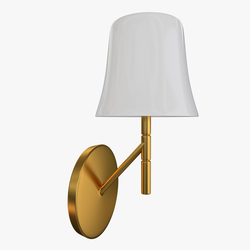 3d wall lamp sconce