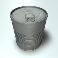 c4d tin pull tab