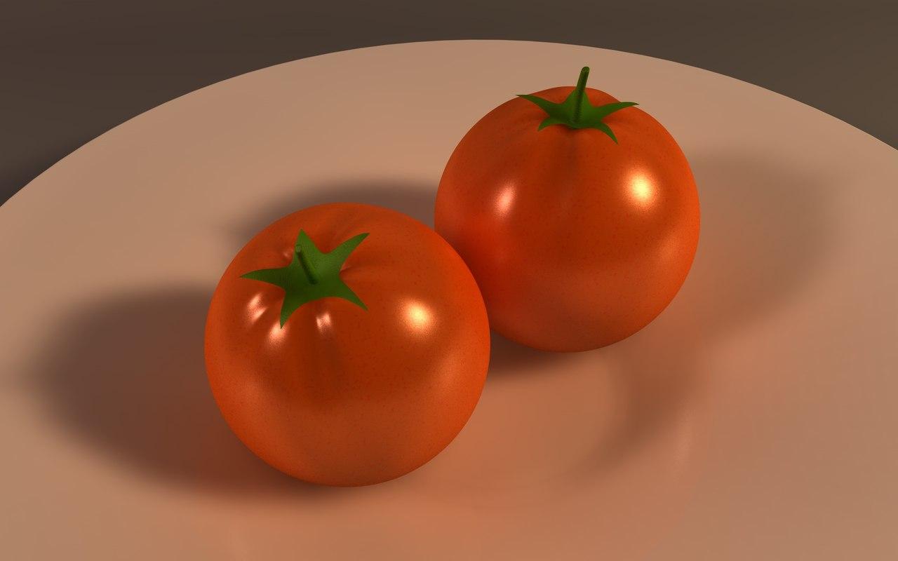 tomato c4d