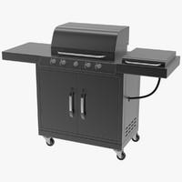 3d grill 1 model