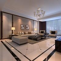 interior 2 3d max