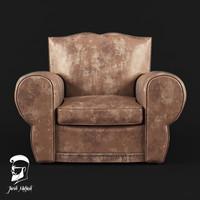 loft armchair