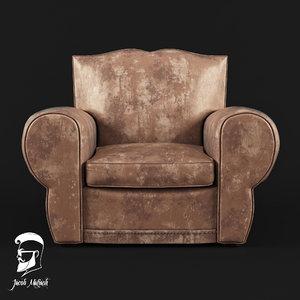 max chair armchair loft