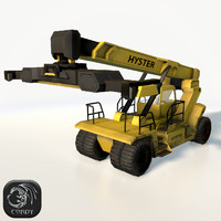 3ds reach hyster