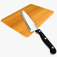 kitchen knife 3ds