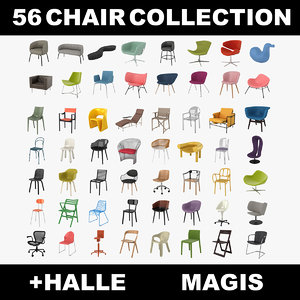 halle chairs max