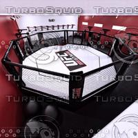 UFC Hall