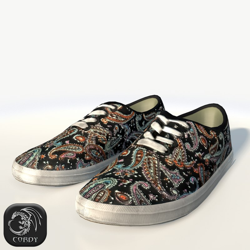 sneakers keddo 3d 3ds
