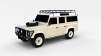 Land Rover Defender 110 Station Wagon rev
