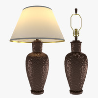 3d table lamp robert abbey
