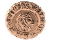 Medal Astro Leo