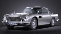 Aston Martin DB5 1963 VRAY